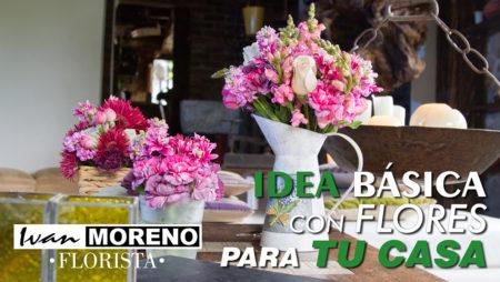 Video Crear arreglos florales para casa