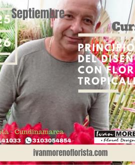 CURSO FLORES TROPICALES